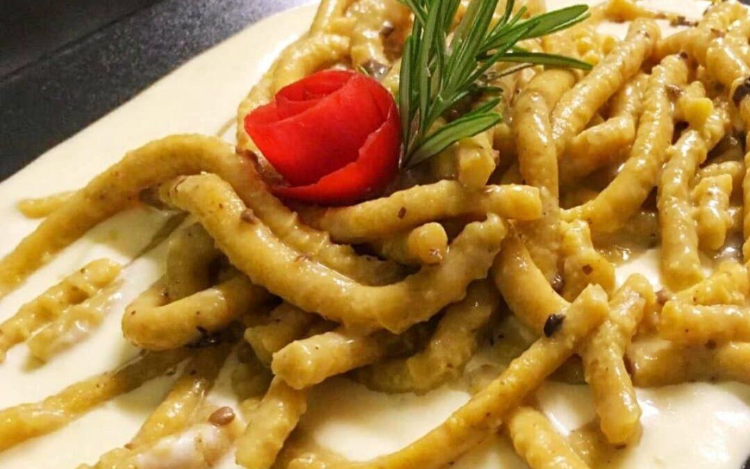 Pasta fresca: un sapore Made in Italy nel nostro ristorante