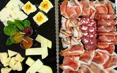 Aperitivo marchigiano: salumi, formaggi e vini pregiati